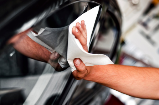 wax your car during the winter