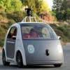 riding in a driverless car